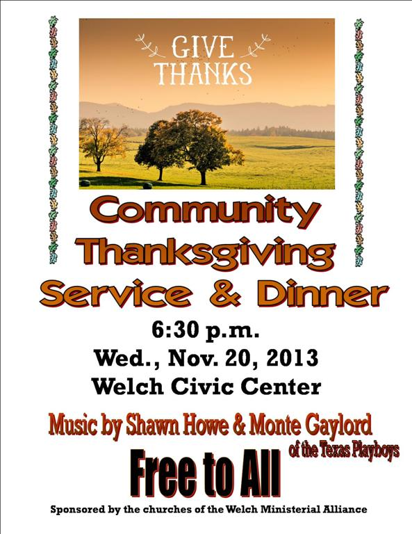Community Thanksgiving Flier 2013 (Large)