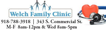 Welch Fam Clinic Ad